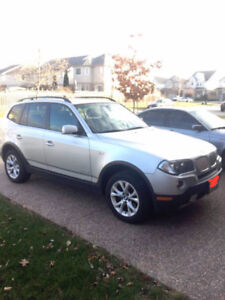 SELLING 2009 BMW X3 PANORAMIC ROOF SUV, Crossover