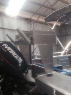 Aluminium welding fabrication marine  Capalaba Brisbane South East Preview