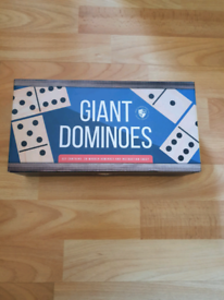 BRAND NEW, Giant Dominoes
