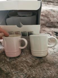 Le Creuset Espresso Mugs