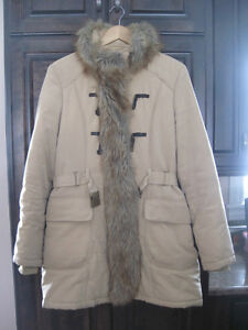 Nice and warm winter coat - size L