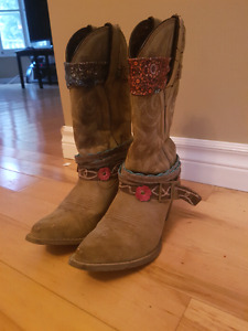Country girl western boots