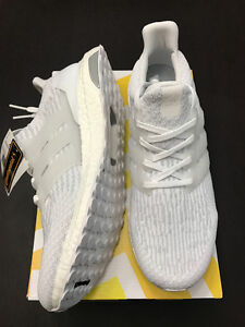 Adidas Ultra Boost Triple White 3.0 London Ontario image 5