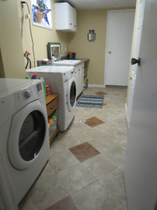 Great Gas Dryer! + Washer for sale (Washer as-is)
