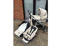 Babystyle Lux S3D 3 in 1 Travel System