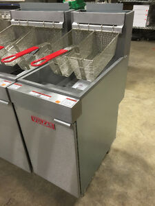 VULCAN 40LB DEEP FRYER SUPER SALE - INTRODUCTORY OFFER