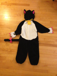 Kids Cat Costume, Size 6-7