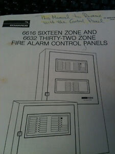 fire alarm Operation Installation Panel Control Manual Kitchener / Waterloo Kitchener Area image 4