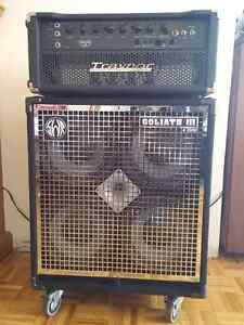 Tha grate bass amp for sale