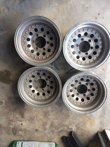 Offset Truck Rims Need Gone