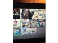 Xbox one 500gb 20+ games