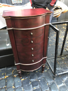 Jewelry Cabinet Armoire