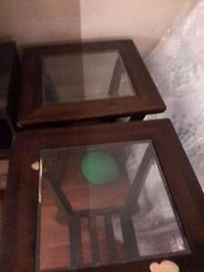 *** USED *** ASHLEY LANQUIST COFFEE/END TABLES   S/N:51161314   #STORE540