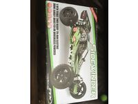 Brushless RC buggy