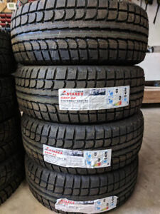 225/55/17 Antares winter tires brand new never mounted $350