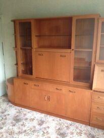 Lovely G Plan dining suit cabinet dresser