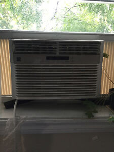Lightly Used 6,000 BTU Kenmore Window Air Conditioner