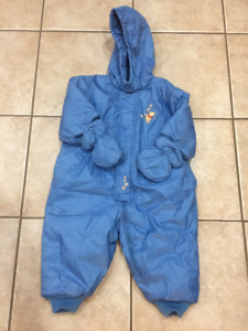Toddlers Snowsuit