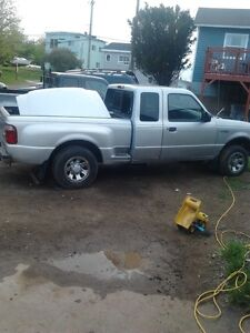 2002 ford ranger for parts