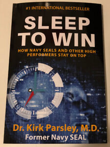 Sleep to Win: How Navy SEALs & Other High Performers Stay on Top
