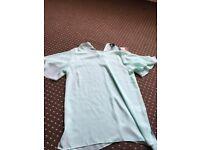 Mint green t-shirt size 6