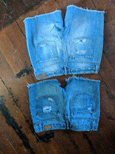 Shorts size 0, great condition.
