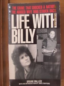 LIFE WITH BILLY by Brian Vallee – 1986