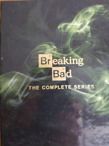 Breaking bad complete collection