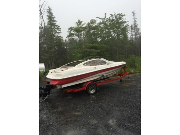 Used 2001 Regal Marine lsr 1900