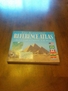 The Kingfisher Reference Atlas