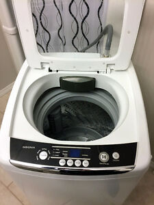 Portable washer; great for dorms or apartments