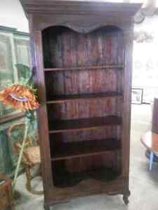 Classic French Country Bookcase