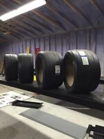 Brand New Goodyear Eagle RS Racing Tires