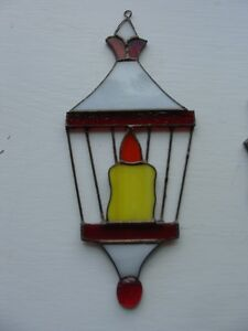 Staind Glass Pieces