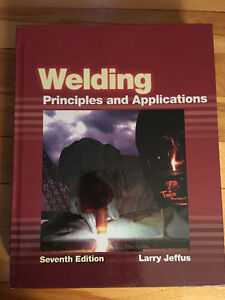 Welding Principles and Applications (7th edition) hardcover