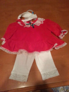 VARIETY OF BABY GIRLS CLOTHES - CHEAP