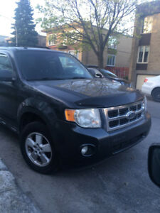 Ford Escape Suv Xlt 2009