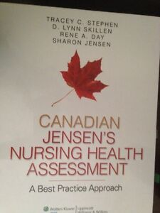Canadian Jensen Nursing Health Assessment
