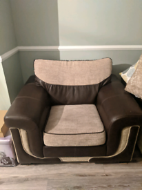 Large single armchair - FREE to be collected this week