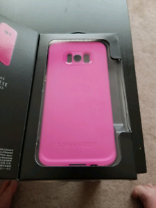 LIFE PROOF case for Samsung s8+