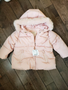 Brand New Winter Jacket Toddler size 2/3