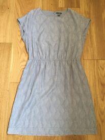 Gap silk/cotton dress in size 14 SOLD