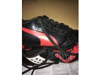 Puma kids size 13 boots