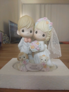 Precious Moments - Till The End Of Time Figurine