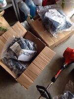 Safety harnesses, never used, top of the line