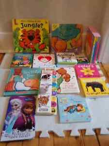 $10 Lot of Baby Books in great used condition