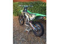 Kxf 250 2013 px swap 250 2 stroke ( yz cr kx rm ktm 2t )