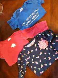 0-3 month and 3 month  girl clothes London Ontario image 2
