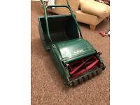 Qualcast Lawnmower manual grass cutter rotary