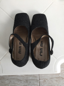 Min Min Ladies / women's shoes, size: 35, Made in Italy